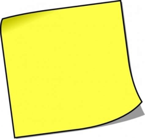 Sticky notes book reports